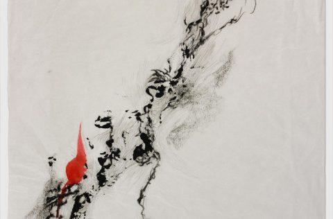 'Serie I' - Tinta y grafito s/papel de arroz 0,45 x 0,30